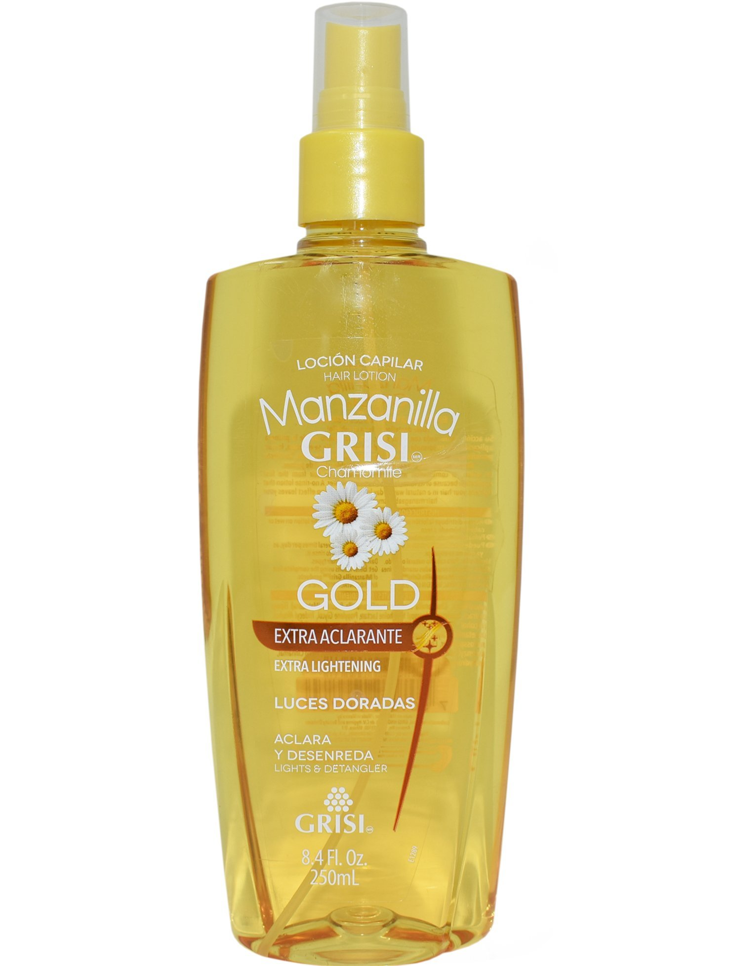 Grisi Manzanilla Gold Lightener and Detangler 8.4 Ounce