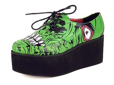 JOST Merritt Shoulderbag S Black Iron Fist Shoes - Zombie Stomper Platform UK 8 / Green New Balance (WL373GPG) (35) DC Schuhe Lynx Lite Deft Family 5 Willis L Black Leath G 065 OxHdFmdOa