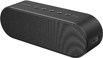 Aptoyu 20-watt Portable Wireless 4.2 Bluetooth Speaker