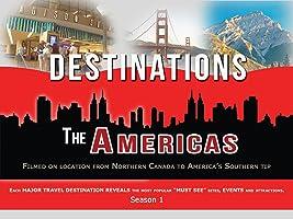 Destinations: Travel The Americas Season 1 (English Subtitled)