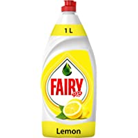 Fairy Lemon Dish Washing Liquid Soap 1L
