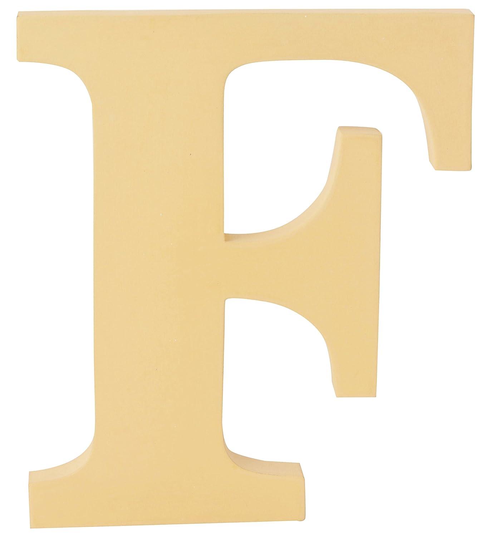 Magnolia madera estilo contempor/áneo Z letras de la A Letra de madera extra grande de 20 cm Letter S se sostiene de pie