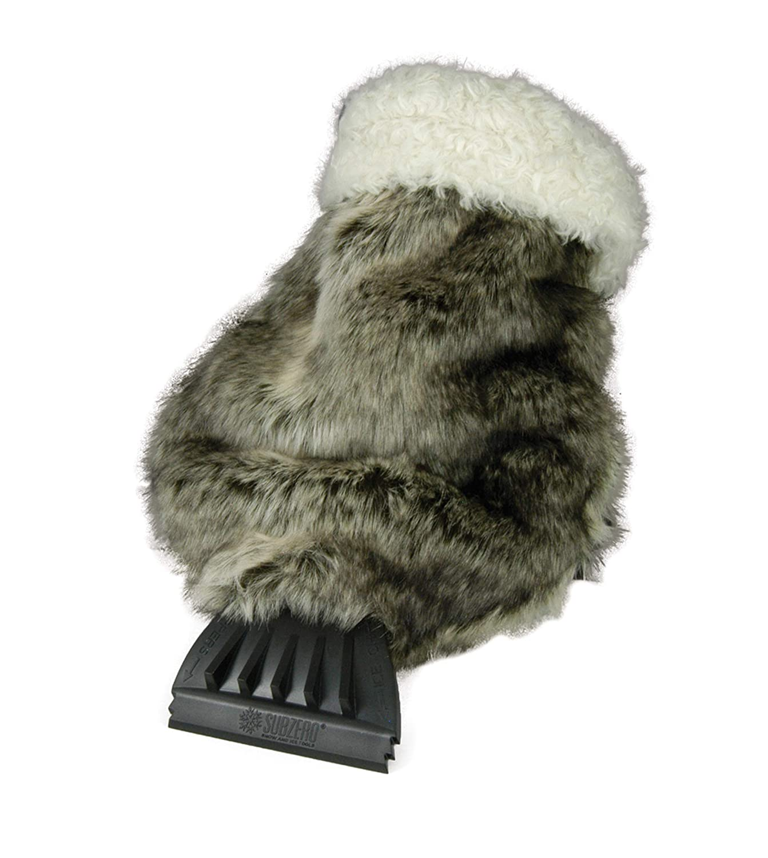Hopkins 13929 SubZero Faux Fur Scraper Mitt Hopkins Manufacturing
