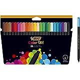BIC Color Up Rotuladores de Colorear - Colores Surtidos, Pack de 12: Amazon.es: Oficina y papelería