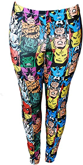 MARVEL KID GIRL LEGGINGS
