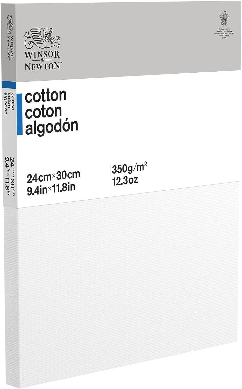 50/x 50/x 45/cm algod/ón Blanco Winsor /& Newton 6206059/Bastidor