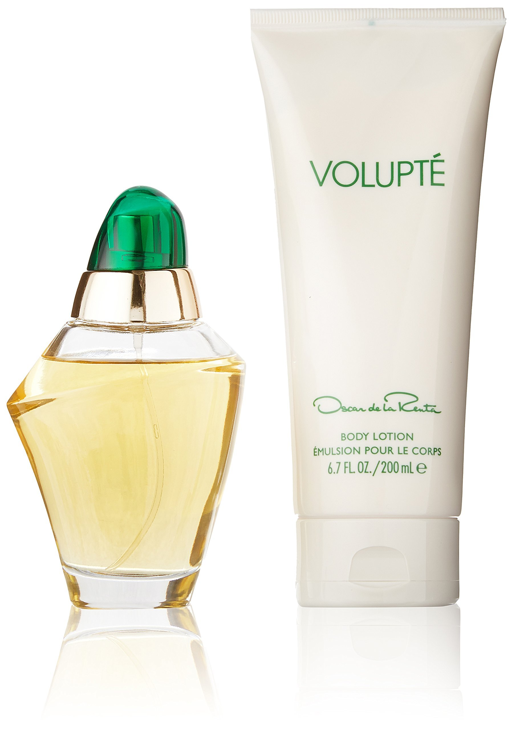 Oscar De La Renta Volupte Fragrance Collection, Women 2 Pc. Gift Set (Eau De Toilette Spray 3.4 Oz + Body Lotion 6.7 Oz) by OSCAR DE LA RENTA