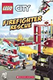 Firefighter Rescue (Turtleback School & Library Binding Edition) (Lego City)