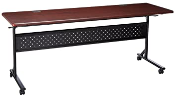 Amazoncom Lorell LLR Flipper Training Tables Height X - Lorell flipper training table