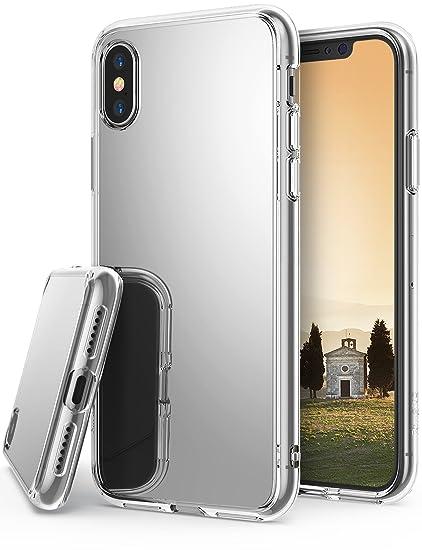 carcasa espejo iphone x