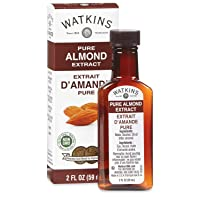 Watkins Pure Almond Extract, 2 Fl Oz (Pack of 1)