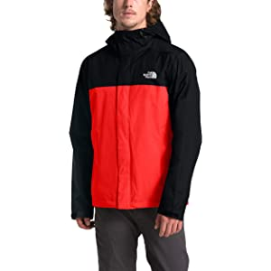 8006c195d The North Face Men's Venture 2 Jacket, Fiery Red/TNF Black, XS at ...