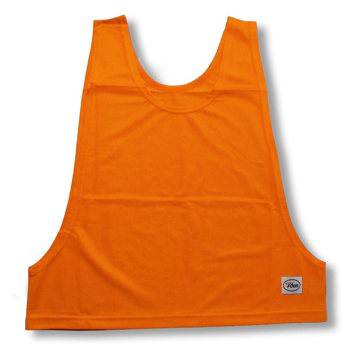 Code Four Athletics APPAREL メンズ B00UCFMQ14 Adult Size|オレンジ オレンジ Adult Size