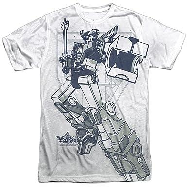 ea3da8ef0 Amazon.com: Voltron:Defender of the Universe TV Series Retro Robot ...