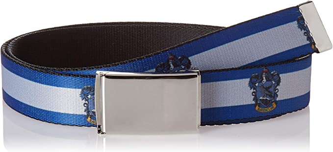 1.25 Wide Buckle-Down Mens Web Belt Fits up to 42 Pant Size