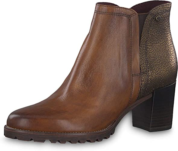 Tamaris Women Ankle Boots 25081 23, Ladies Bootee, Ankle