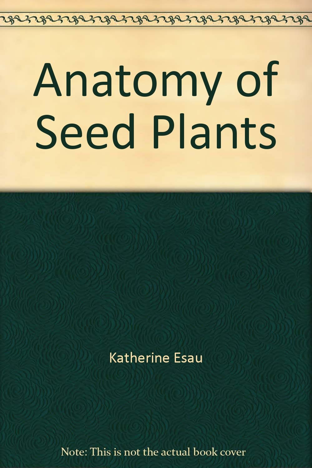 Buy Anatomy Of Seed Plants Book Online At Low Prices In India