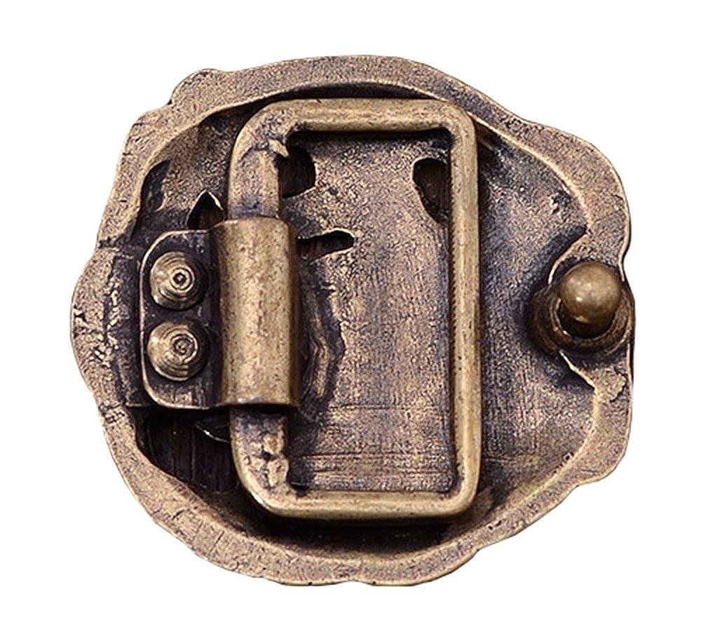 Battle-Merchant G/ürtelschnalle Midgardschlange im Urnes-Stil f/ür G/ürtel bis 3 cm Breite Silber oder Bronze LARP Mittelalter Wikinger