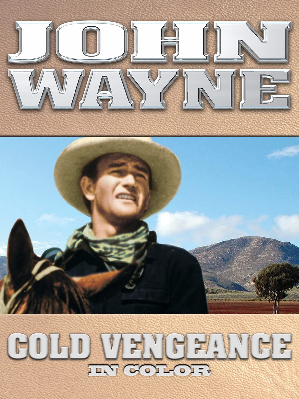 John Wayne: Cold Vengeance (In Color) on Amazon Prime Video UK
