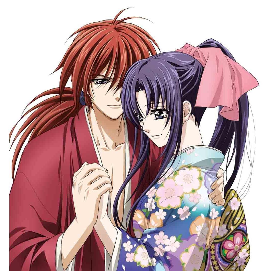 [US BD] Rurouni Kenshin OVA: Reflection (LE) [Import]