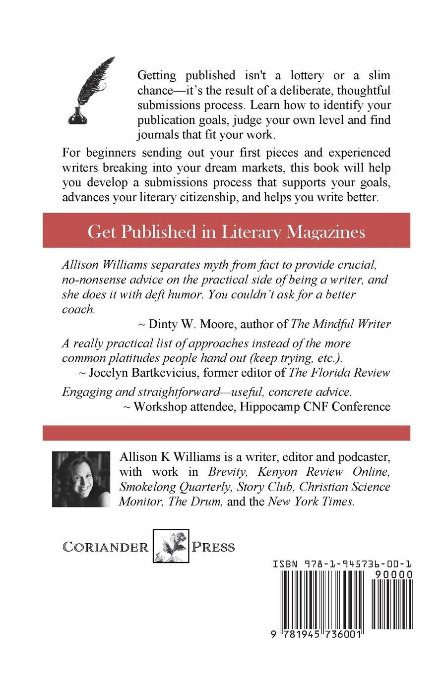 Get Published In Literary Magazines: The Indispensable Guide