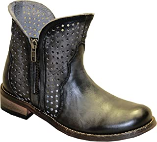 """product image for Abilene Women's 5"""" Ventilated Zippered Booties Round Toe"""
