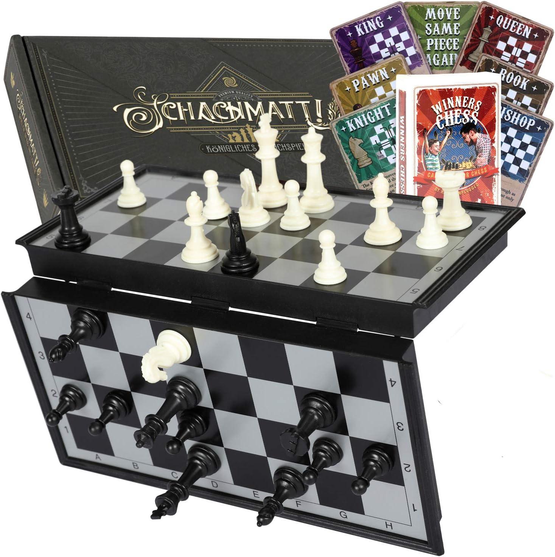 aGreatLife Plastic Chess Set