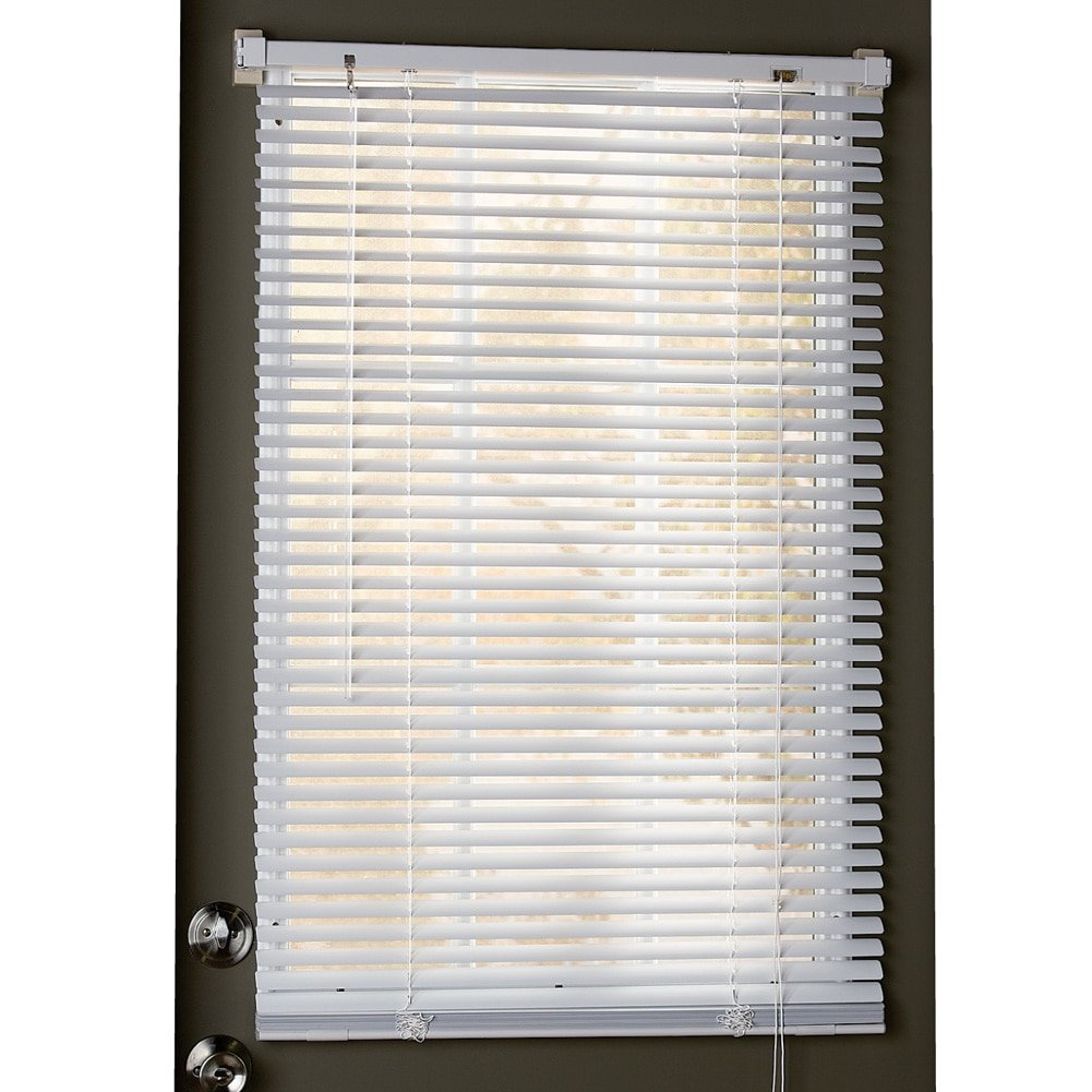 Easy Install Magnetic Window Blinds, 25 X 40 25 X 40 Winston Brands