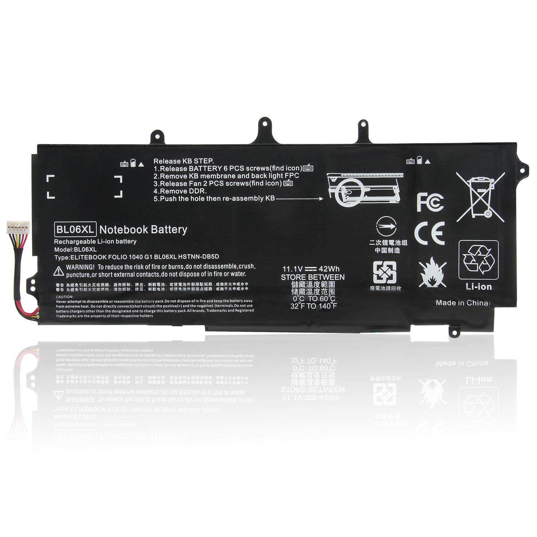 Bateria Bl06042xl Para Hp Elitebook Folio 1040 G0 G1 G2 P/n: Hstnn-db5d Ib5d W02c 722236-171 1c1 271 2c1 722297-001 005
