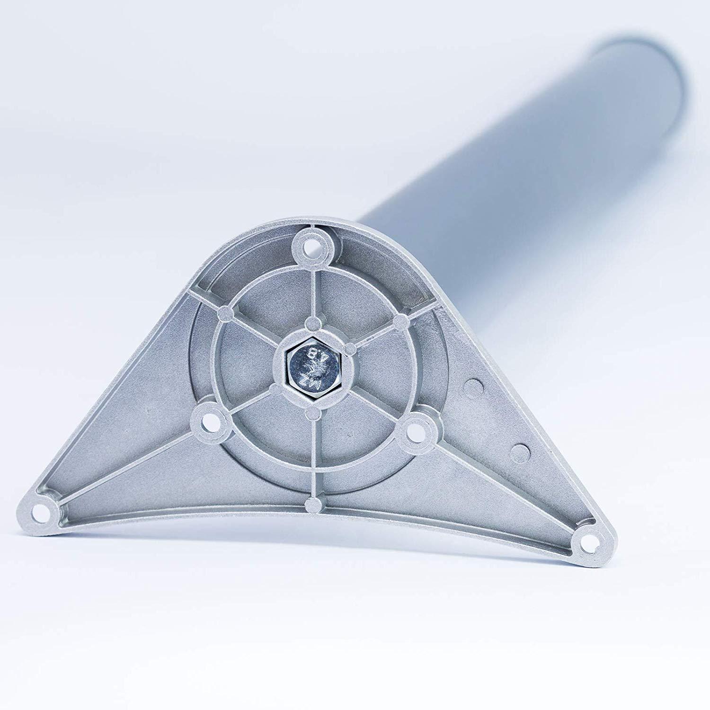 1.100 mm 820 con piastra di montaggio e viti altezza regolabile: 710 Confezione da 4 gambe di supporto per piano di lavoro della cucina e tavolo per la colazione 870 MKGT/®