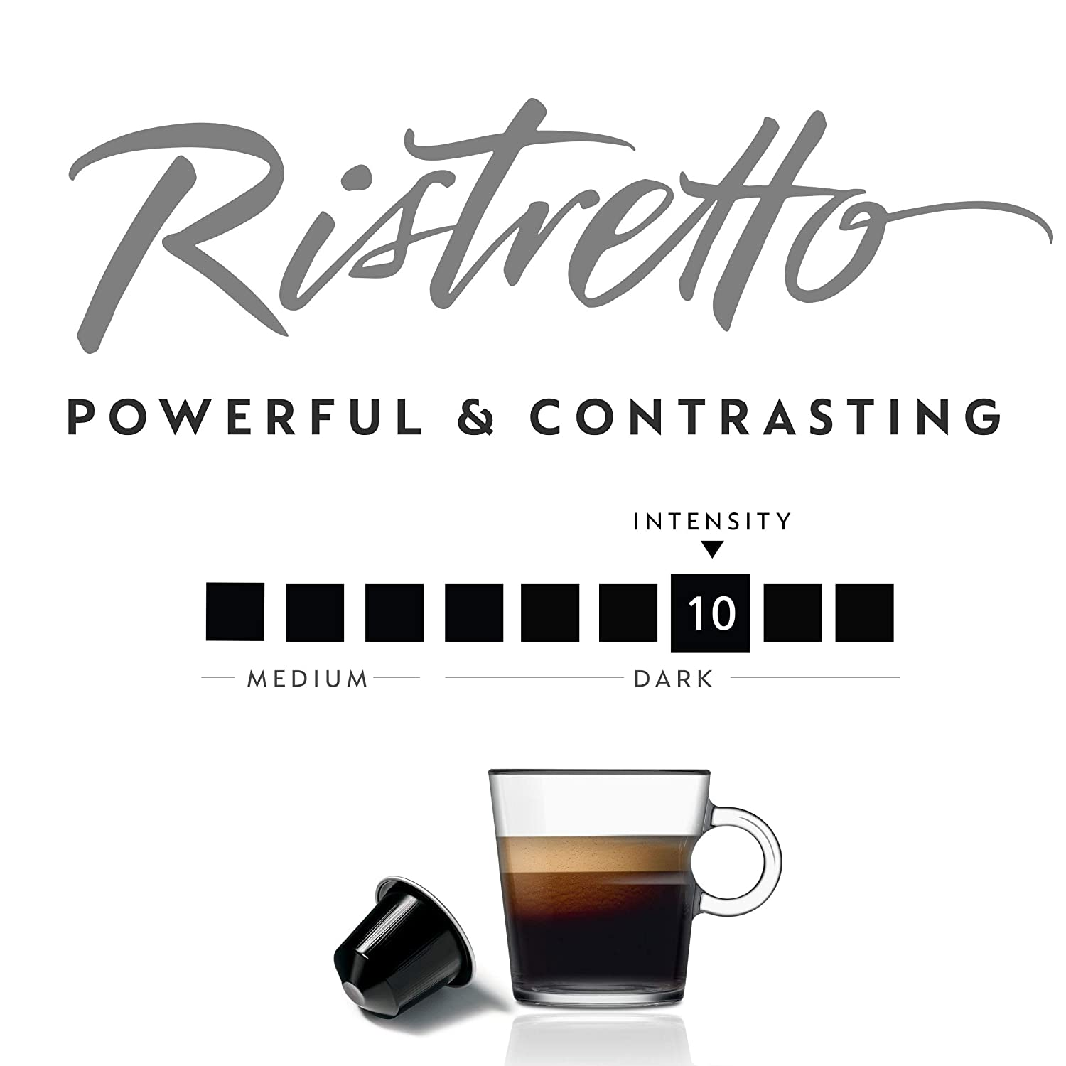 Ristretto Best Nespresso Capsules Review