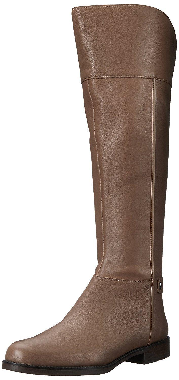 Franco Sarto Women's Christine Knee High Boot,Dover Taupe,6.5 M US