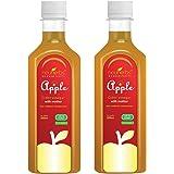 Neuherbs Apple Cider Vinegar with Mother of Vinegar - 350ml - (Pack of 2)