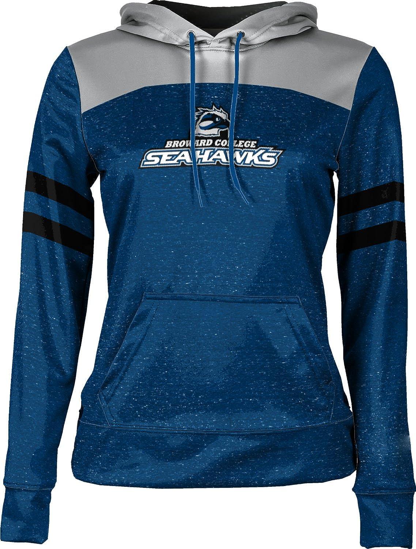 School Spirit Sweatshirt ProSphere Broward College Girls Pullover Hoodie Gameday
