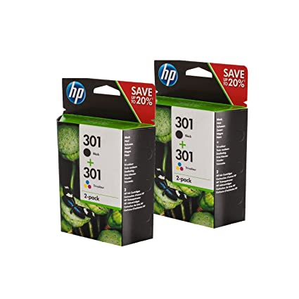 Original de tinta para HP Envy 5530 Series HP 301 N9j72ae ...