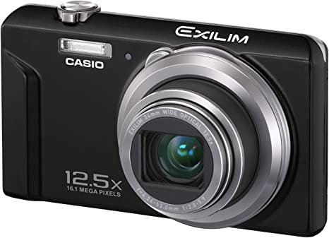 Casio Exilim EX-ZS150 - Cámara compacta de 16.1 MP (Pantalla de ...