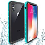 Transy iPhone Xs/X Waterproof Case,Underwater Full