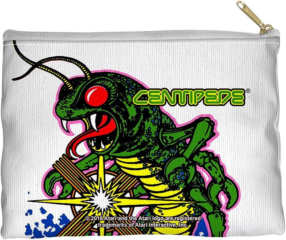 Atari Centipede Accessory Pouch 12.5X8.5