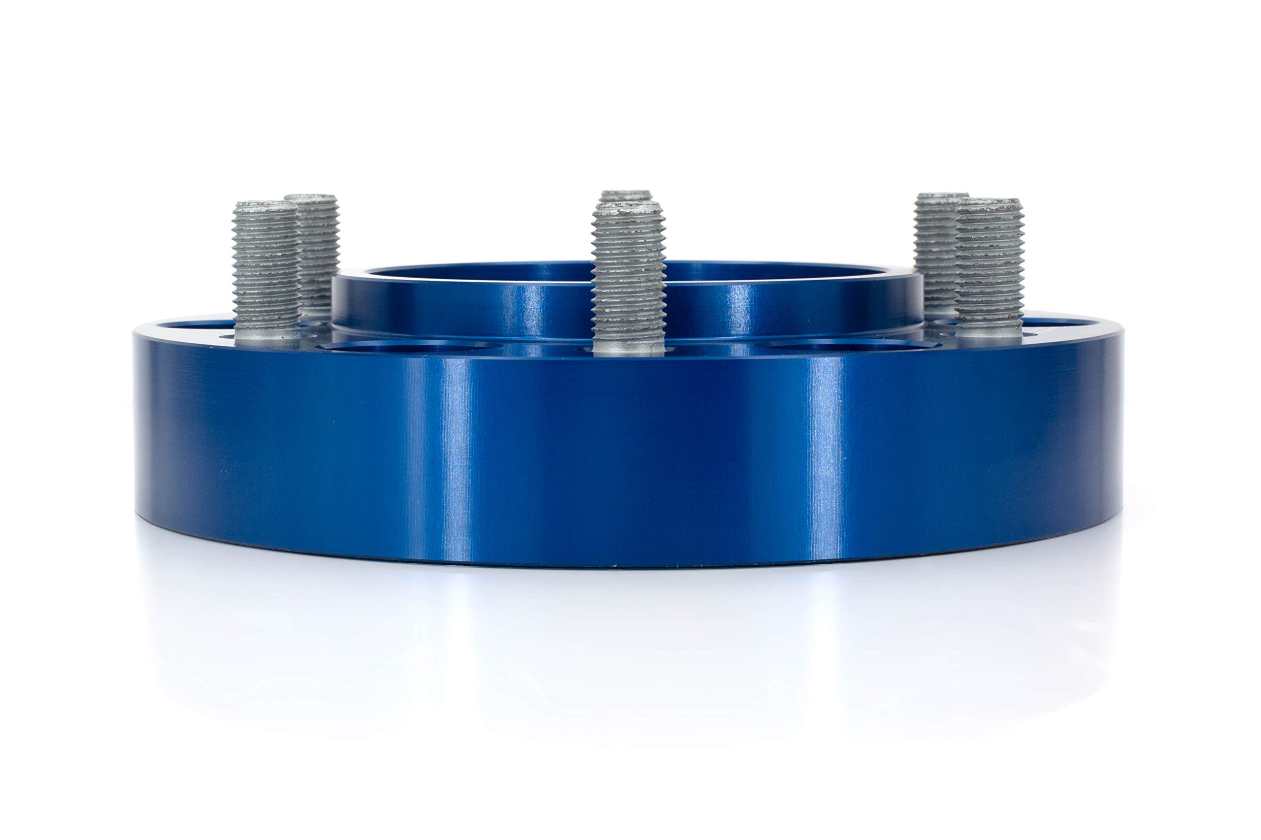 Spidertrax WHS007 Blue Wheel Spacer Kit