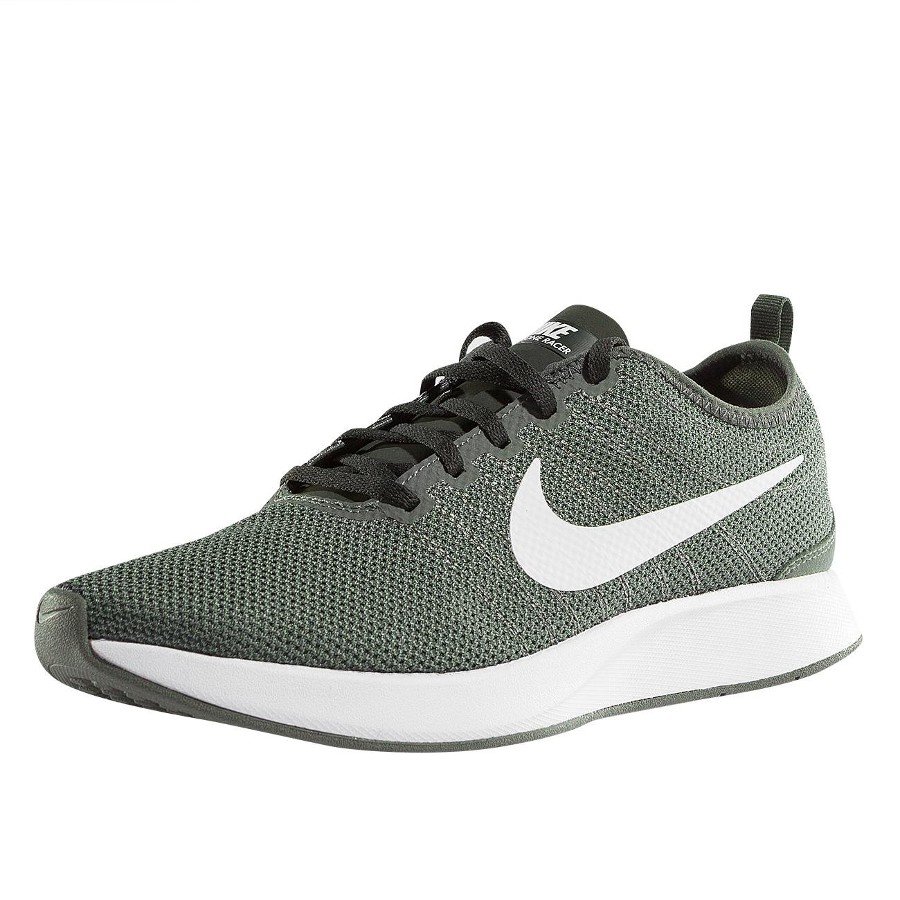 finest selection e0593 a706b Galleon - NIKE Dualtone Racer Mens Running Trainers 918227 Sneakers Shoes  (UK 11 US 12 EU 46, River Rock White 004)