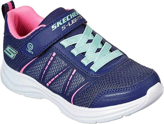Skechers Glimmer Kicks, Zapatillas para Niñas: Amazon.es: Zapatos y complementos