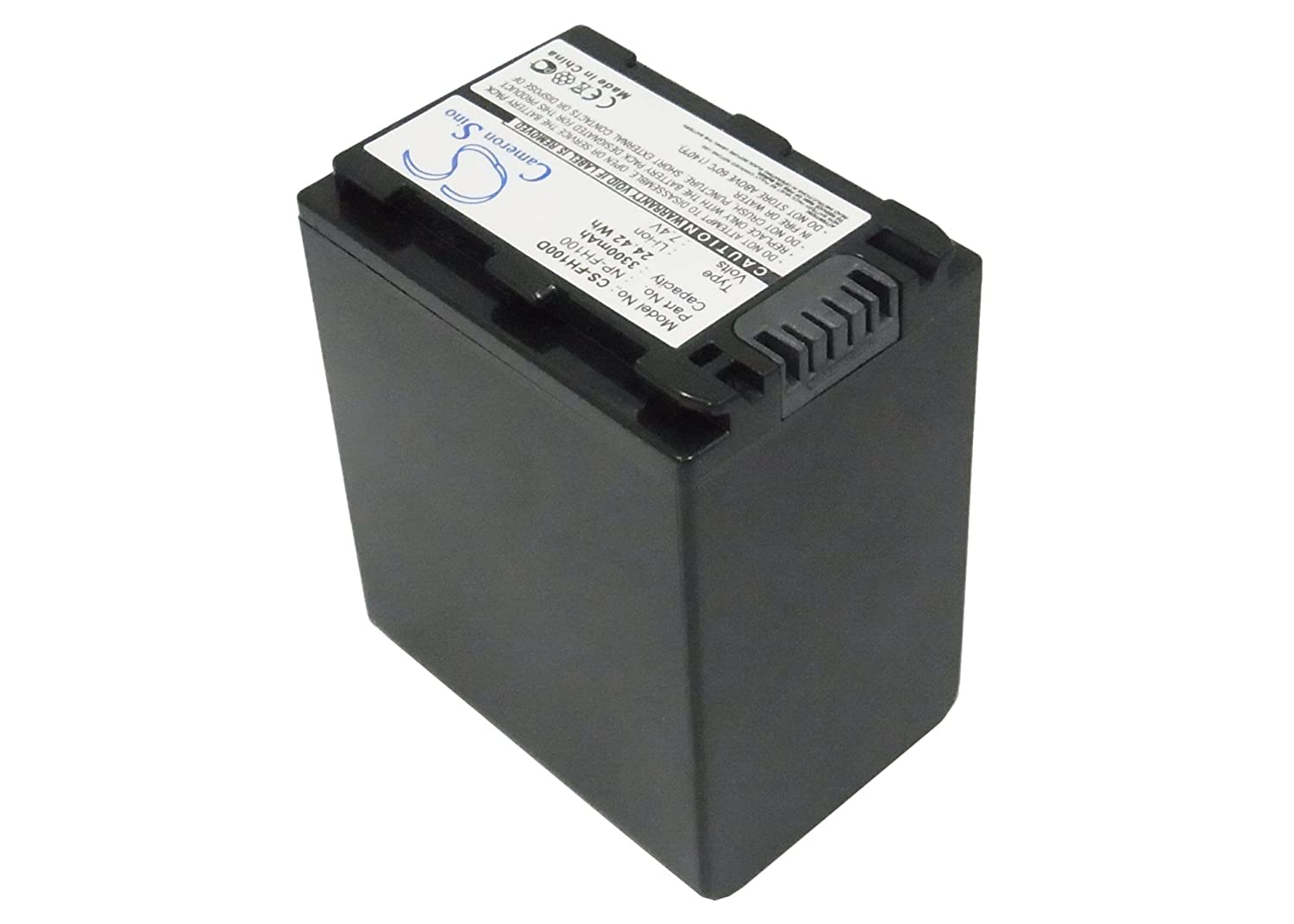 Cameron Sino Rechargeble Battery for Sony dcr-dvd403   B01B5JUF6S