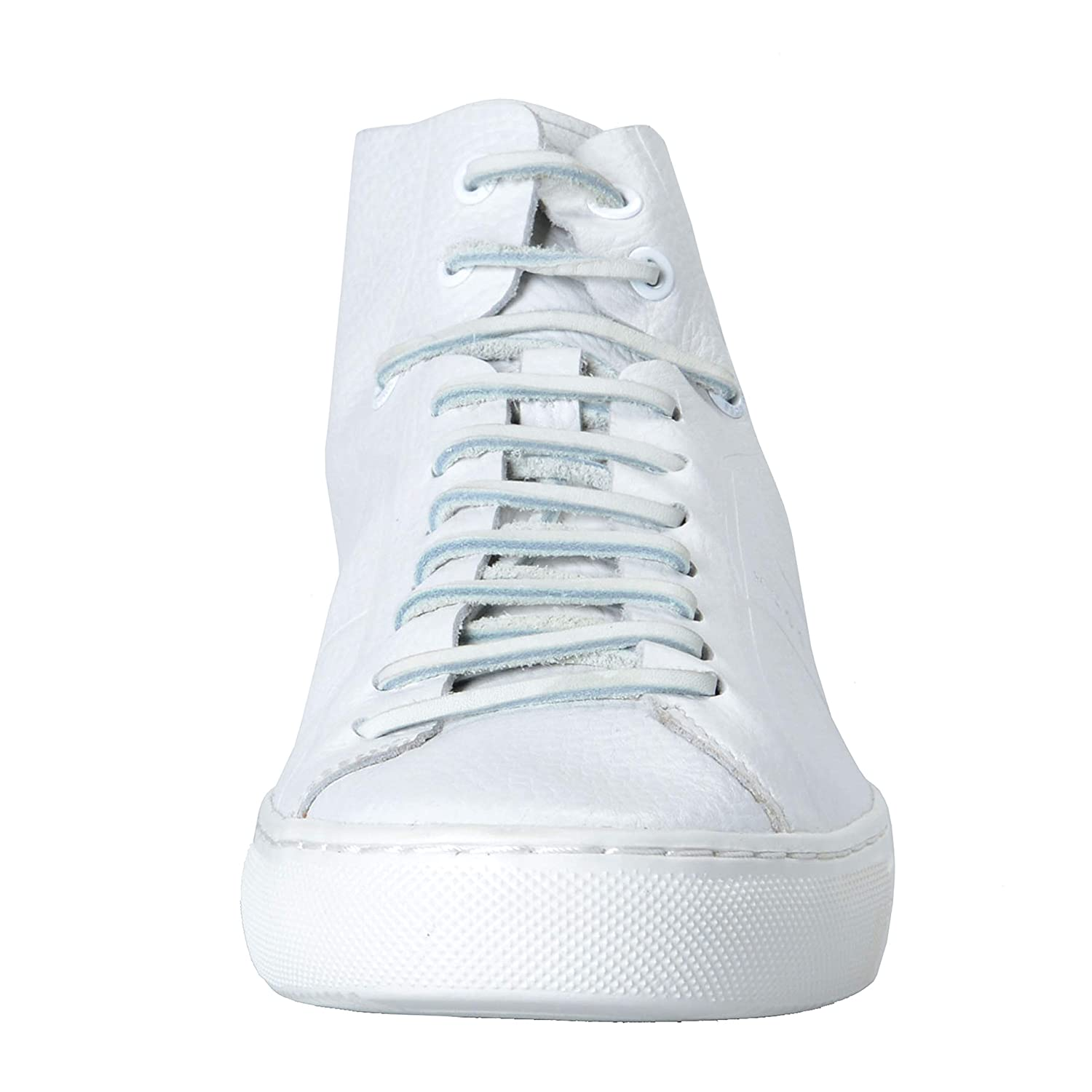 Hugo Boss Mens Enlight/_Hito/_tbem Hi Top Fashion Sneakers Shoes US 9 IT 42 White