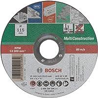 BOSCH 2609256306 - Disco multiuso, 115 mm x