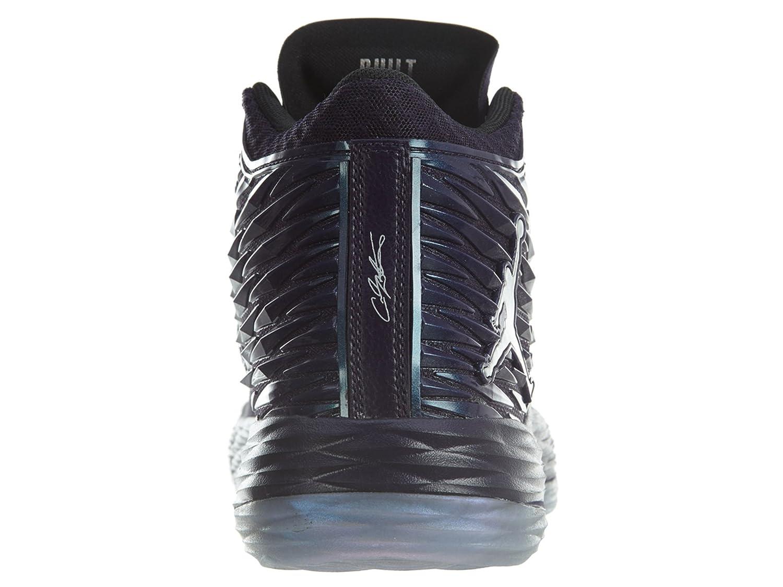ebbc475b4d04a8 Jordan Nike Melo M13 Purple Dynasty Metallic Silver 881562-505 Purple  Dynasty Metallic Silver (12)  Amazon.ca  Shoes   Handbags