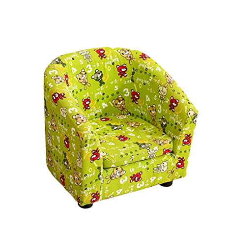 Stupendous Amazon Com Alus Childrens Comfortable Chair Simple Modern Bralicious Painted Fabric Chair Ideas Braliciousco