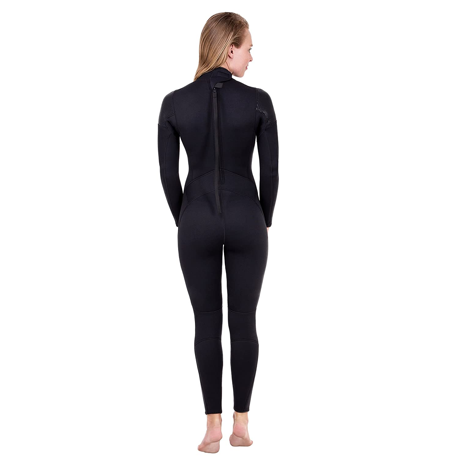 Seavenger Odyssey 3mm Neoprene Wetsuit with Stretch Panels for Snorkeling Surfing in Mens and Womens Sizes Scuba Diving