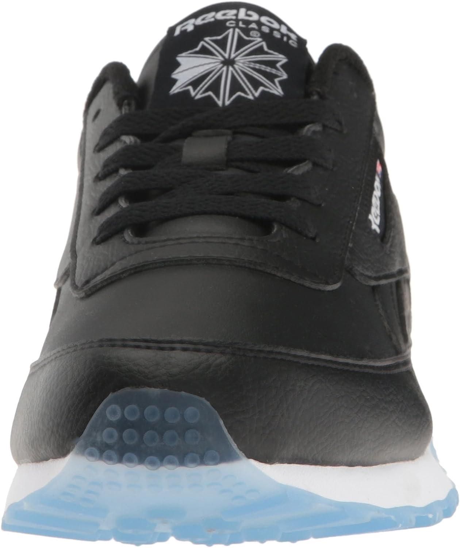 Reebok Women's Classic Renaissance Sneaker Black/White/Ice