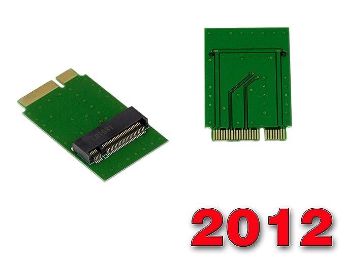 Kalea-Informatique - Adaptador M2 (NGFF) a Mac 2012 - para montar ...