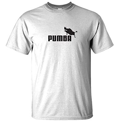 2a9701a9 Pumba Lion King Mens Funny T-Shirt 14 Colors Sizes Small to XX-Large by  total-tees.: Amazon.co.uk: Clothing